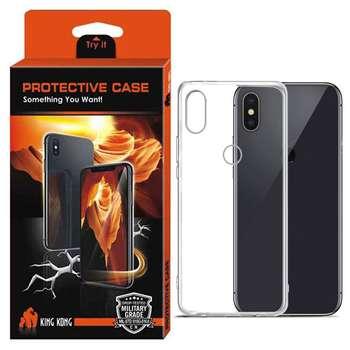 کاور کینگ کونگ مدل TPU Protective مناسب برای گوشی Xiaomo Mi A2 Lite