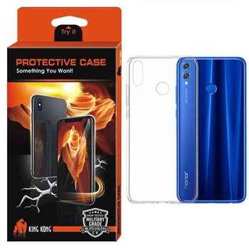 کاور کینگ کونگ مدل TPU Protective مناسب برای گوشی Huawei Honor 8X