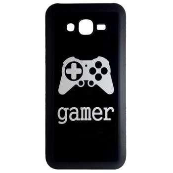 کاور طرح gamer کد 866 مناسب برای گوشی موبایل سامسونگ galaxy j7 2015