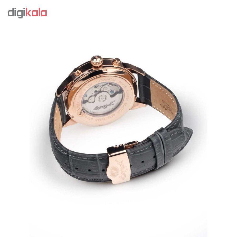 خرید ساعت مچی عقربه ای مردانه اینگرسل مدل IN1415RGY