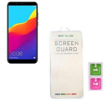 محافظ صفحه نمایش مدل full cover 3D BEST GLASS مناسب برای گوشی هوآوی Honor 7c