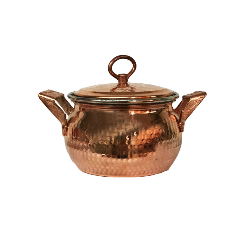 Copper pan, code 110