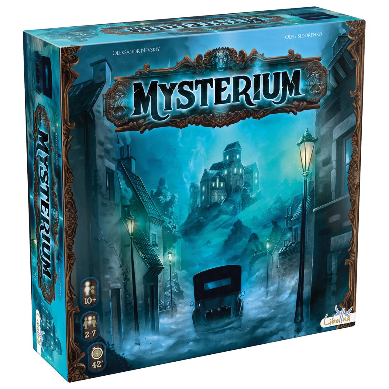 بازی فکری لیبلود مدل Mysterium