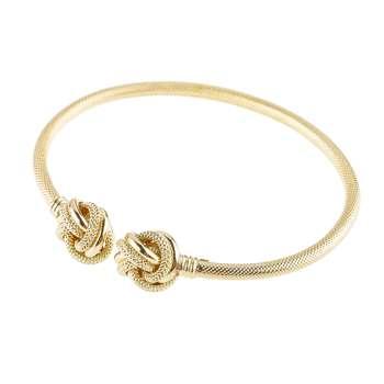 دستبند طلا 18 عیار کد B109 |