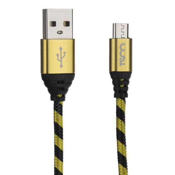 کابل تبدیل USB به microUSB تسکو مدل TC 99 طول 1.5 متر