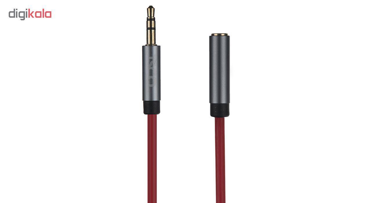 کابل افزایش طول AUX تسکو مدل TC-AU6 طول 1 متر main 1 4
