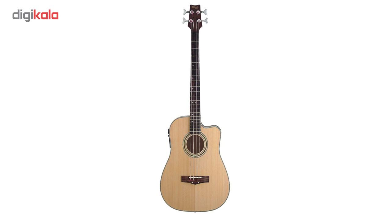 گیتار باس آکوستیک استگ مدل AB203CE-N