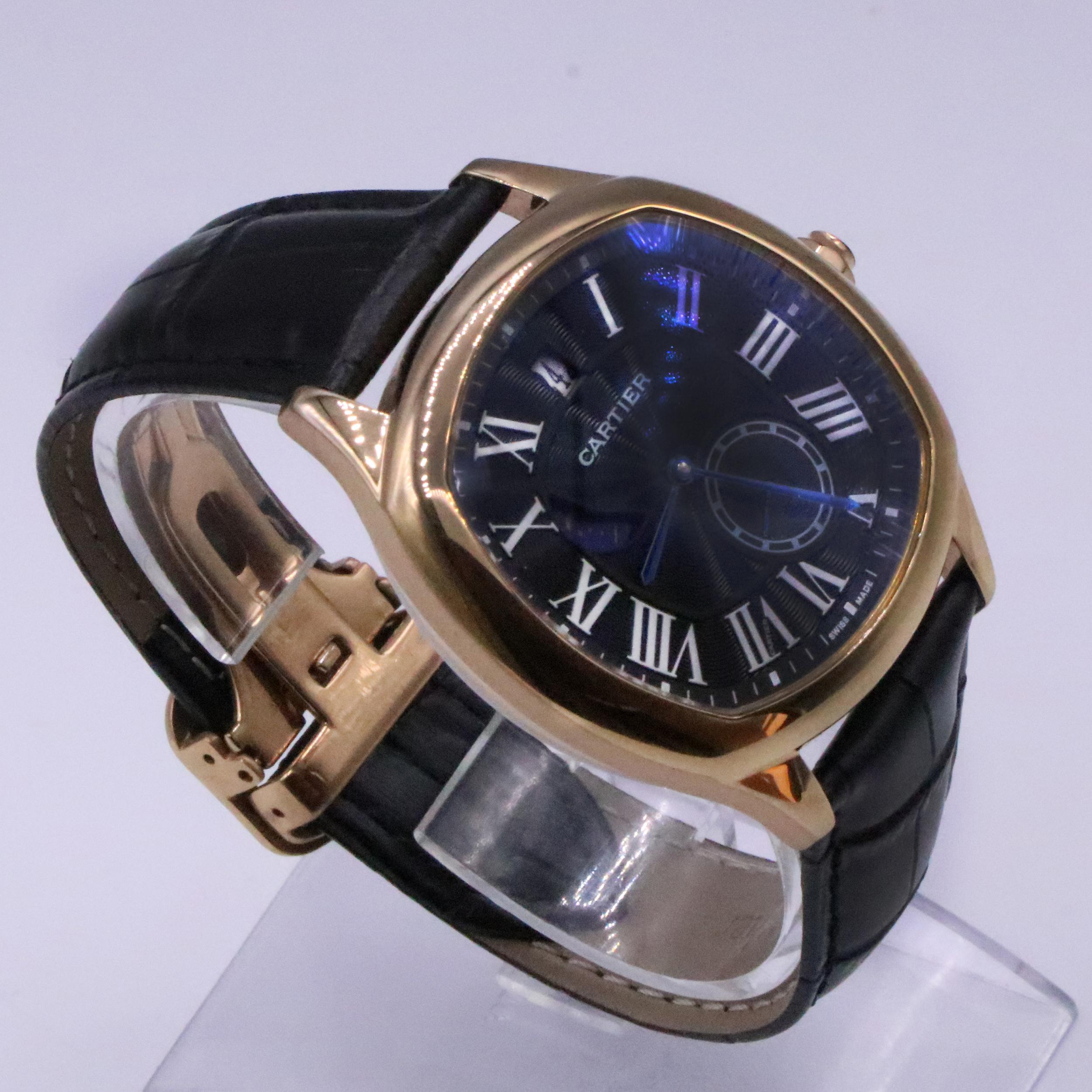 ساعت مچی عقربهای مردانه کارتیه مدل 4455900