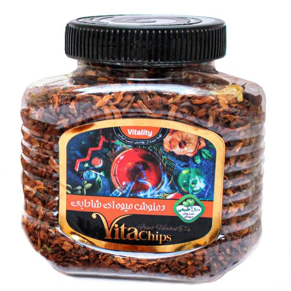 دمنوش میوه ای شادابی ویتاچیپس - 200 گرم