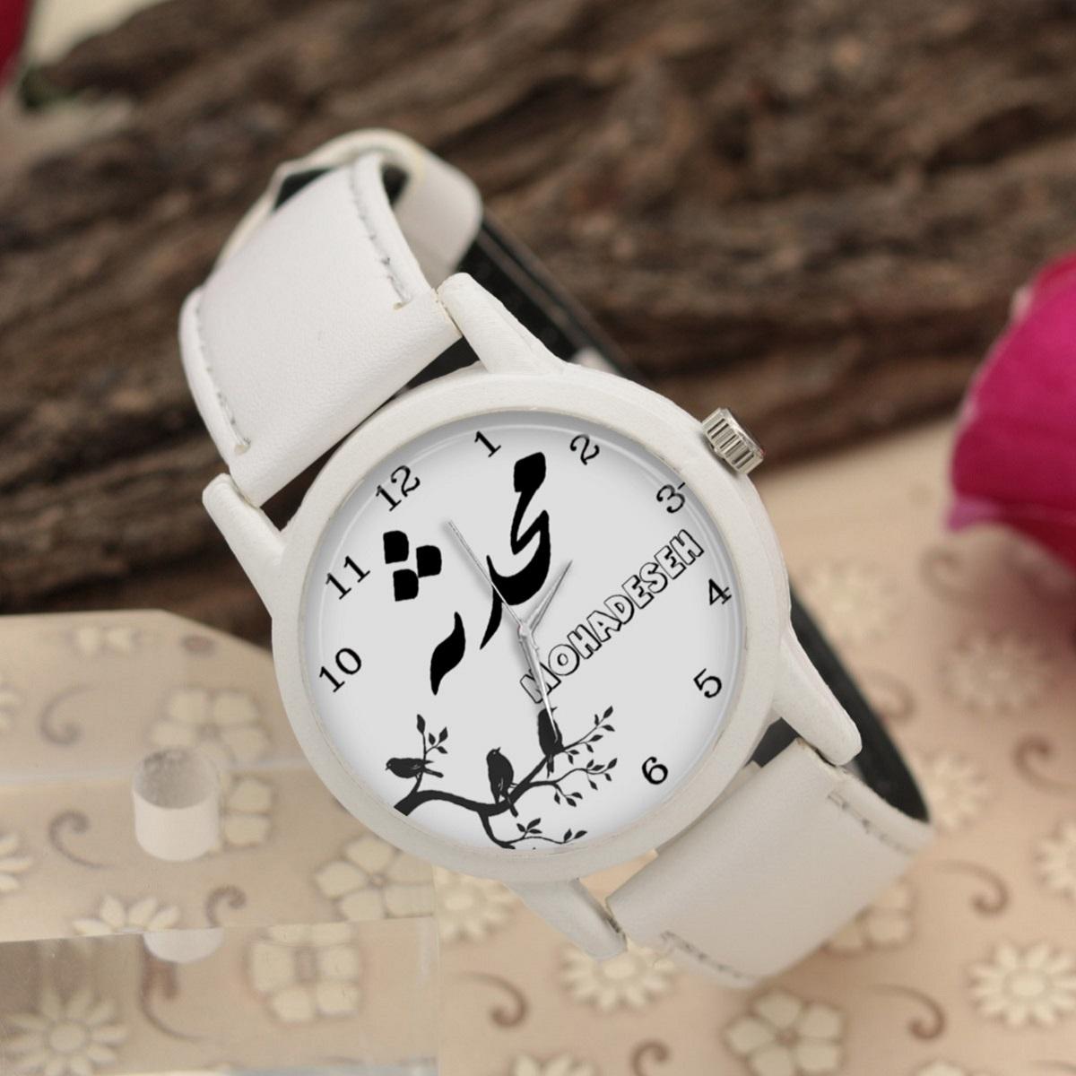 ساعت مچی عقربه ای زنانه طرح محدثه کد LF3124              خرید (⭐️⭐️⭐️)