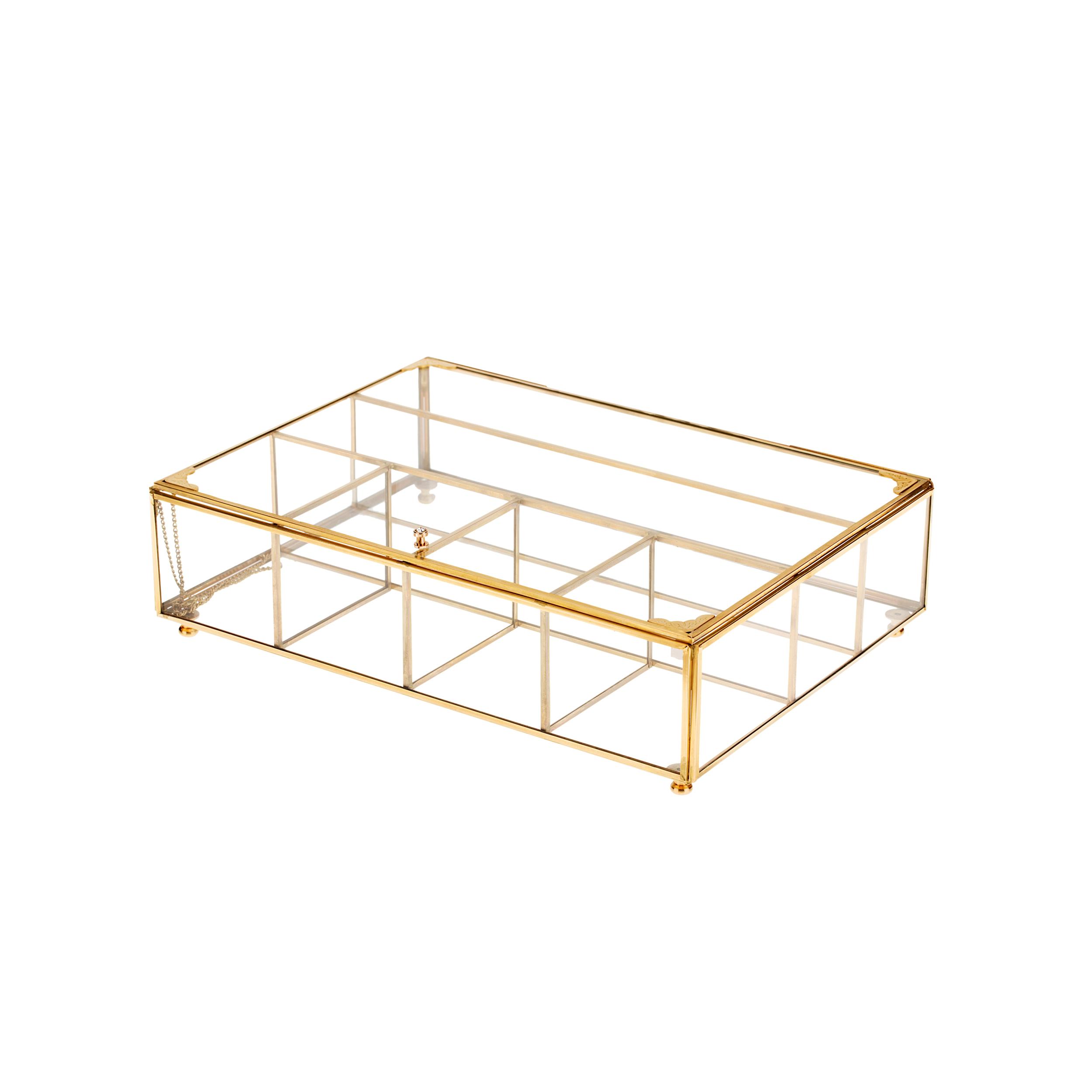 باکس شیشه ای مدل امید کد MK2