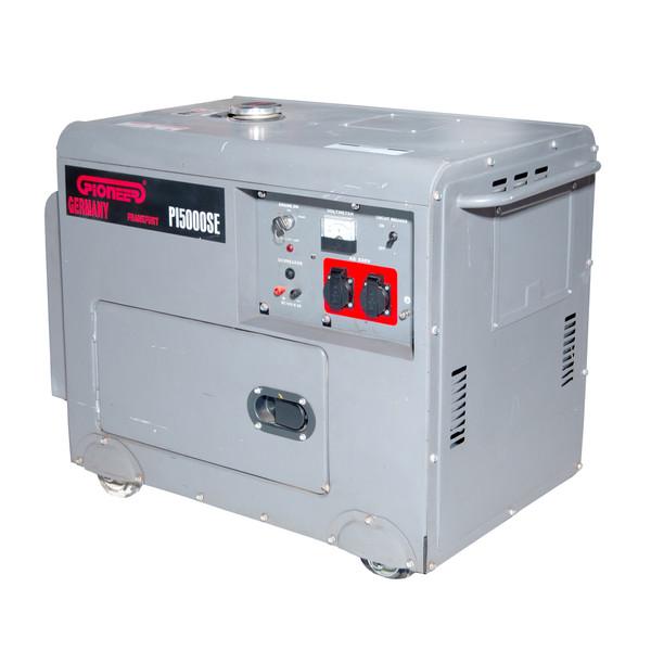 موتور برق پایونیر مدل PI5000SE