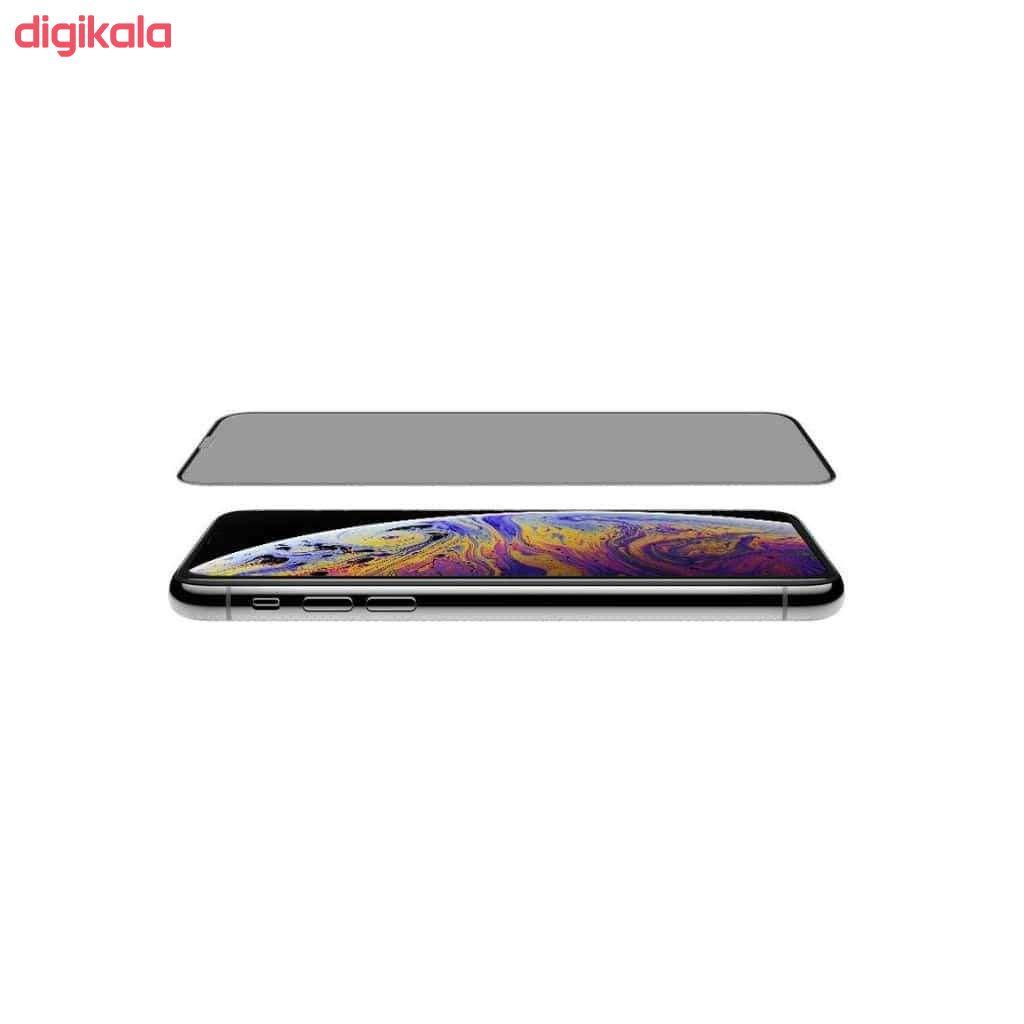 محافظ صفحه نمایش 9D مدل CRA-IXR مناسب برای گوشی موبایل اپل  iphone Xs/ 11 pro main 1 1