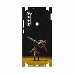 برچسب پوششی ماهوت مدل Wrestling-FullSkin مناسب برای گوشی موبایل شیائومی Redmi Note 8T