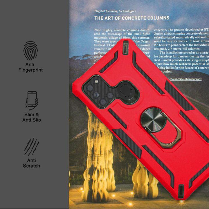 کاور ژنرال مدل DCR21 مناسب برای گوشی موبایل سامسونگ Galaxy A21s thumb 2 12
