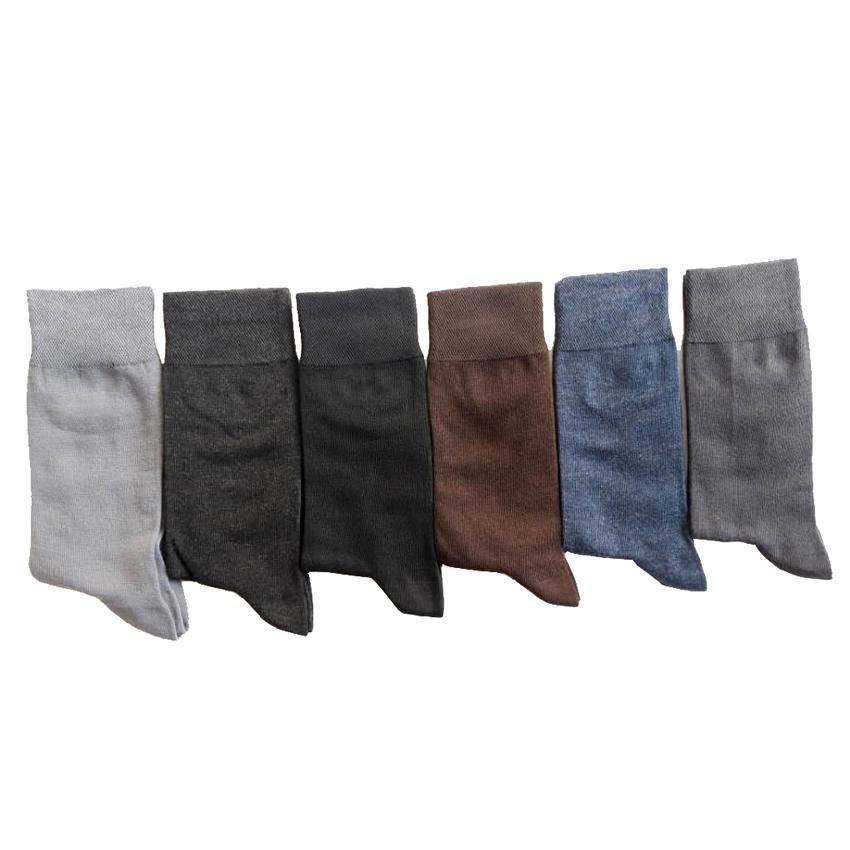 جوراب مردانه مدل کد GS300  مجموعه 6 عددی