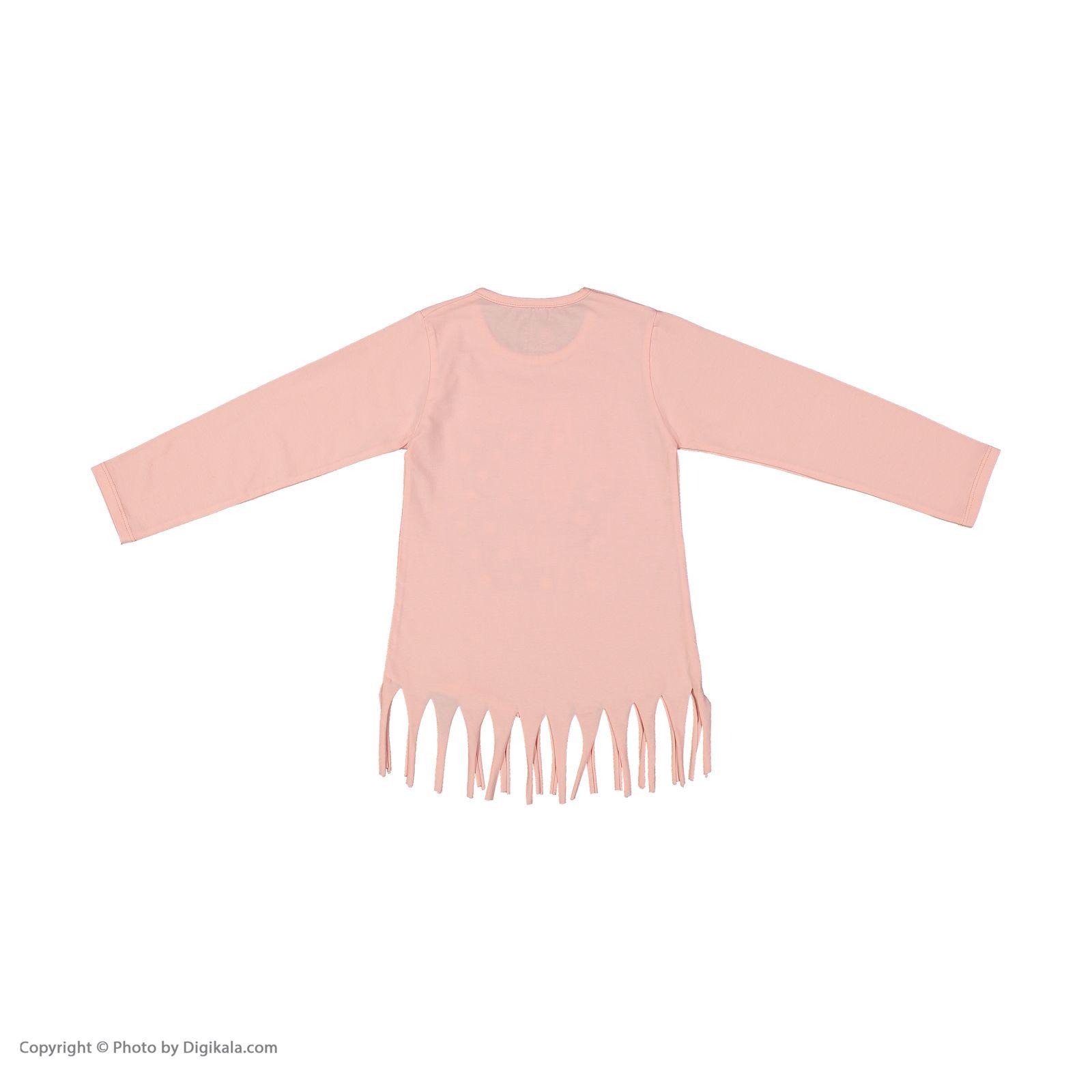 تی شرت دخترانه سون پون مدل 1391350-84 -  - 4