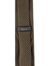 ست کراوات و دستمال جیب و گل کت مردانه جیان فرانکو روسی مدل GF-PO931-BR -  - 5