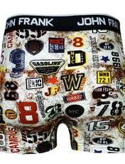شورت مردانه جان فرانک کد BL-JB 104 -  - 2