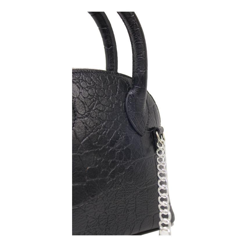 کیف دوشی زنانه چرم آرا مدل d076 -  - 6