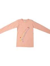 تی شرت دخترانه سون پون مدل 1391354-84 -  - 1