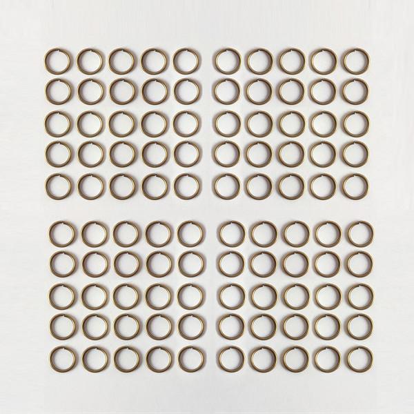 حلقه اتصال نمدیکا بسته ۱۰۰ عددی