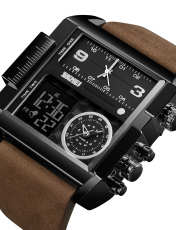 ساعت مچی عقربه ای مردانه اسکمی مدل 1391GH-NP -  - 2
