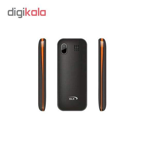 گوشی موبایل جی ال ایکس مدل F2 PLUS دو سیم کارت main 1 4
