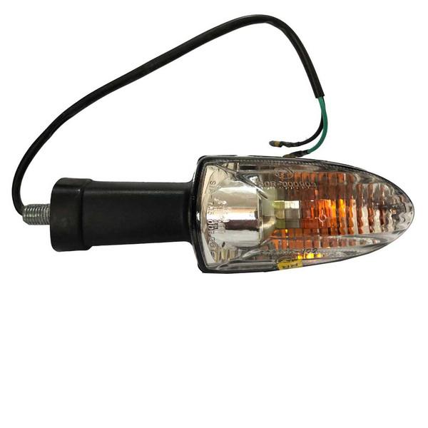 چراغ راهنما جلو چپ موتور سیکلت تی وی اس مدل FL مناسب برای آپاچی