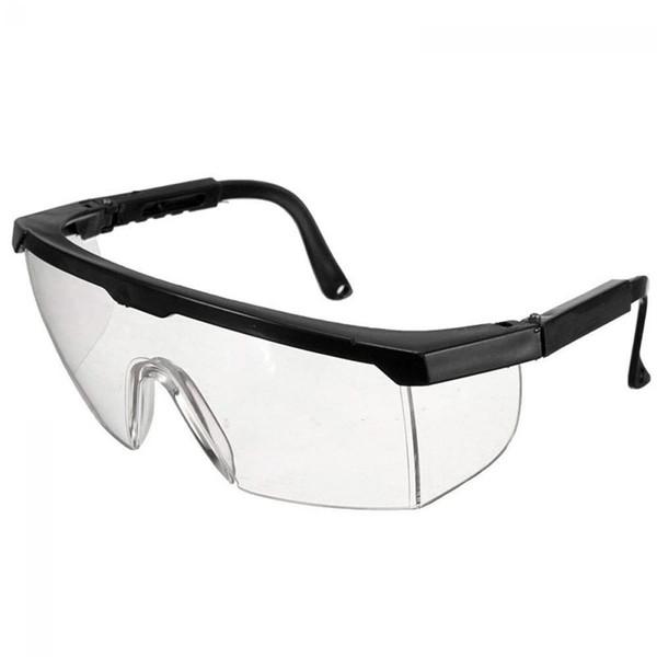 عینک محافظ آزمایشگاهی مدل LS