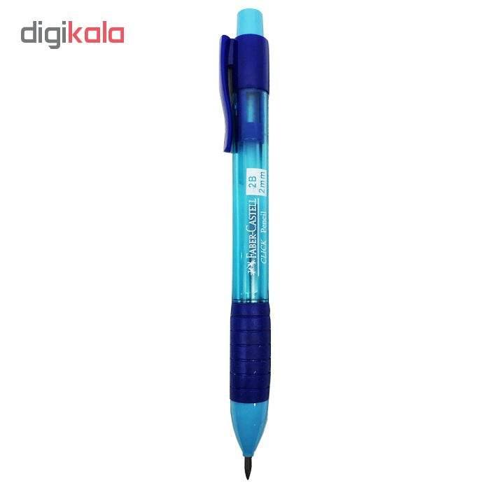 مداد نوکی 2mm میلی متری فابر کاستل مدل  Click main 1 1