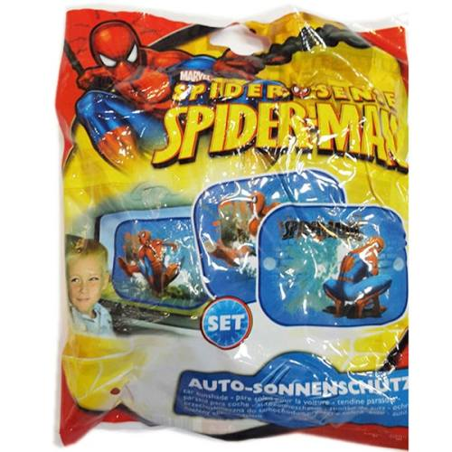 آفتابگیر خودرو فرست یرز مدل Spider Man