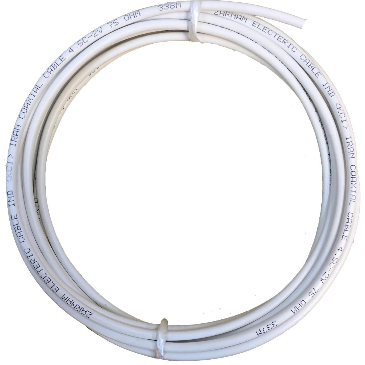 کابل آنتن مدل 4.5C-2V طول 10 متر