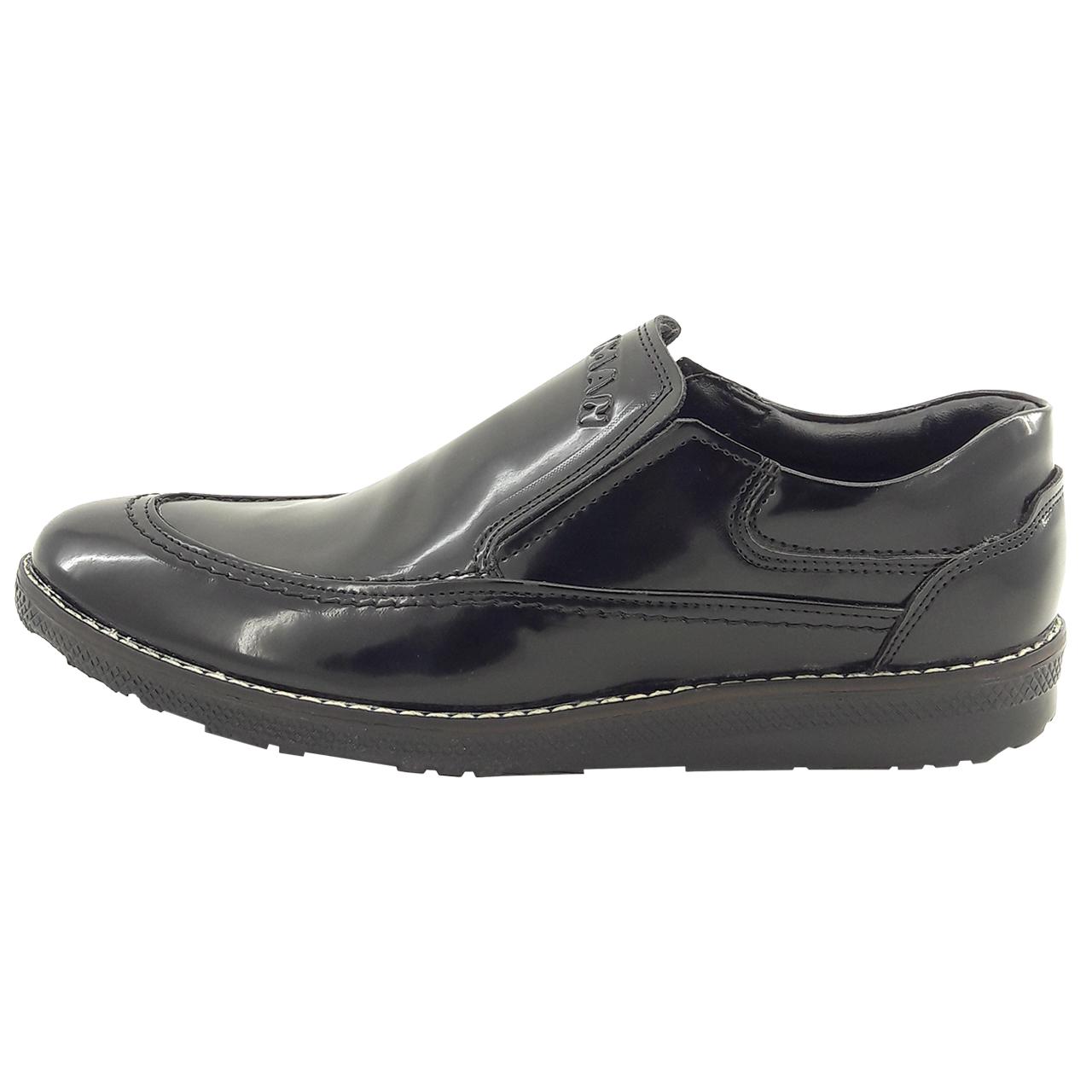 کفش مردانه پیمان مدل  bl01