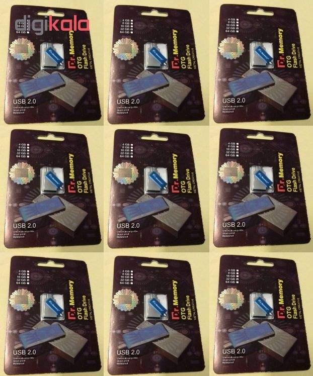 فلش مموری دکتر مموری مدل DR6052 ظرفیت 16 گیگابایت thumb 2 9