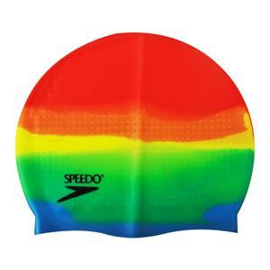 کلاه شنا مدل colorful bubble