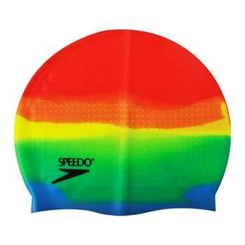 کلاه شنا اسپیدو مدل colorful bubble
