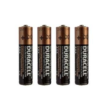 باتری نیم قلمی دوراسل کد 002 بسته 4 عددی