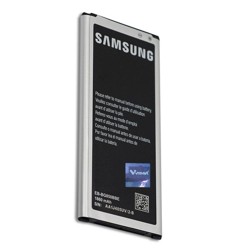 باتری مدل G850 با ظرفیت 1860 میلی آمپر ساعت مناسب برای سامسونگ Galaxy Alpha