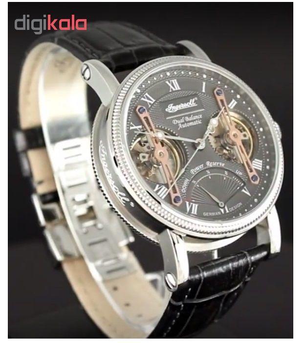خرید ساعت مچی عقربه ای مردانه اینگرسل مدل IN3109GY