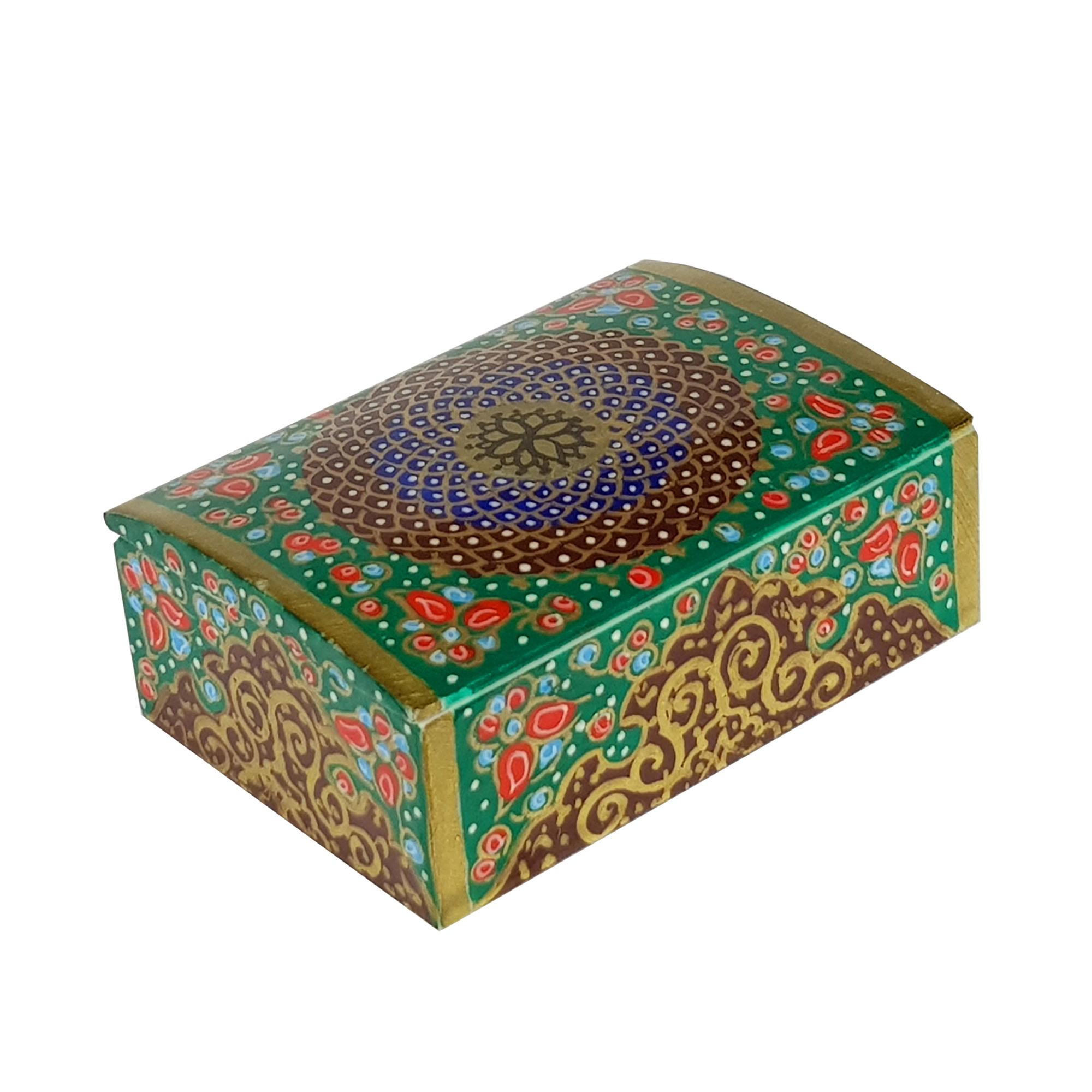 جعبه جواهرات استخوانی مدل SH_76