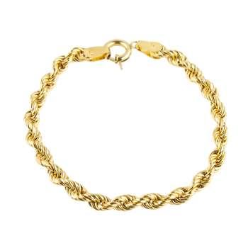 دستبند طلا 18 عیار کد B103 |