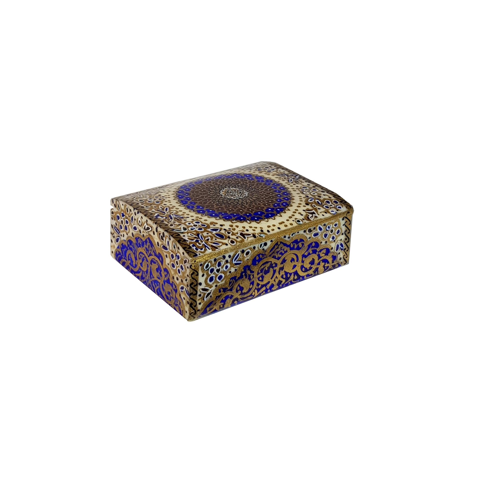 جعبه جواهرات استخوانی مدل SH_72