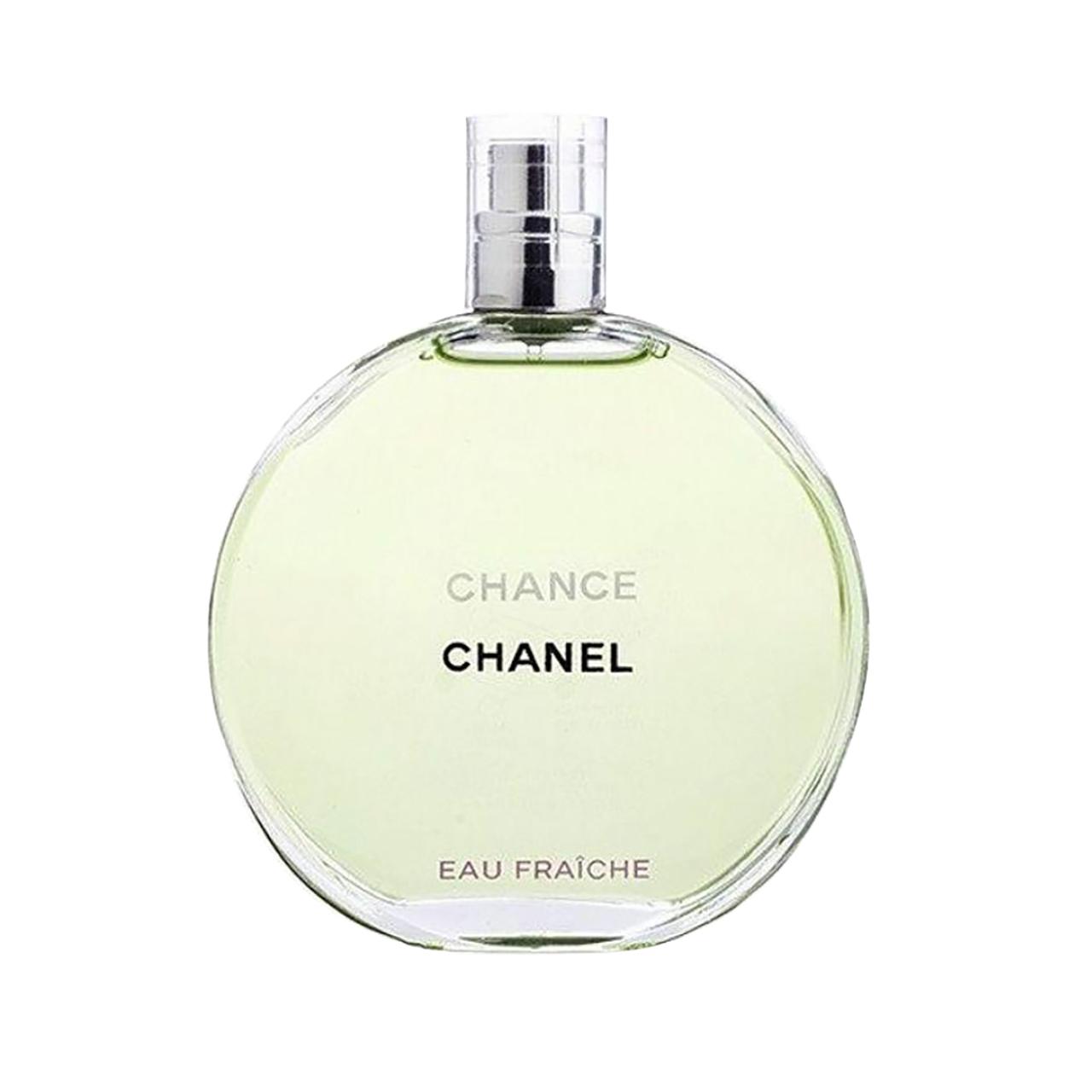 تستر ادو تویلت زنانه شانل مدل Chance Eau Fraiche حجم 100 میلیلیتر