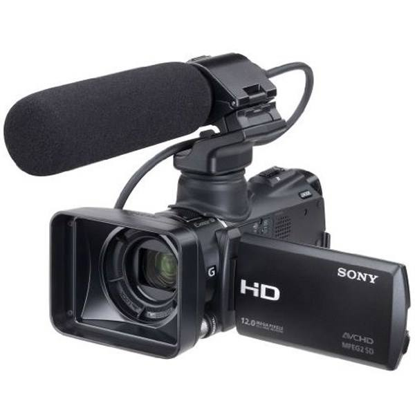 دوربین فیلمبرداری سونی اچ ایکس آر-ام سی 50 ای