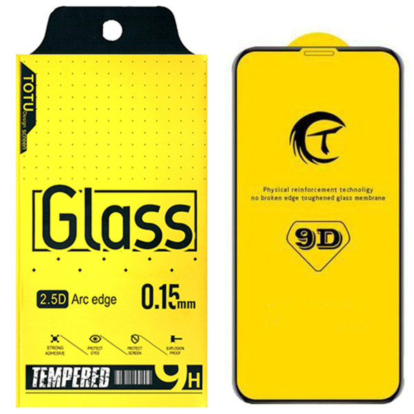 محافظ صفحه نمایش توتو مدل TT-M09 مناسب برای گوشی موبایل اپل آیفون XR