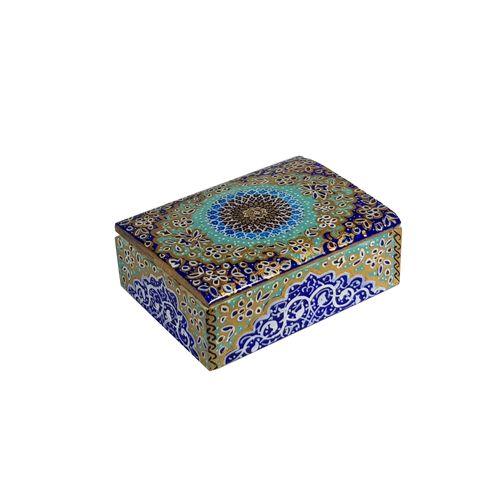 جعبه جواهرات استخوانی مدلSH_74