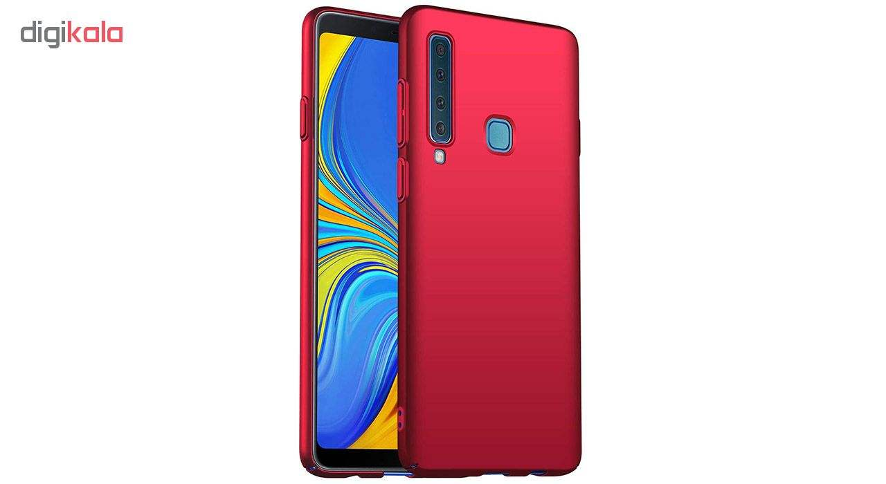 کاور آیپکی مدل Hard Case مناسب برای گوشی موبایل سامسونگ Galaxy A9 2018 main 1 3