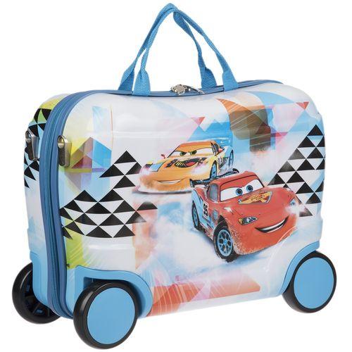 چمدان کودک مدل Cars