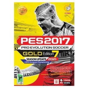 بازی PES 2017 Update 2021 Gold 7 مخصوص PC نشر گردو